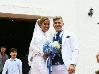 El matrimonio de Aledxa  y Cristian  2