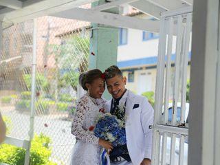 El matrimonio de Aledxa  y Cristian