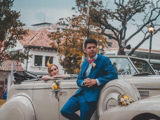 El matrimonio de Ana María y Alejandro