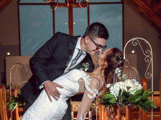 El matrimonio de Francy  y Joshua