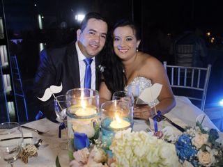 El matrimonio de Juliana  y Leonardo