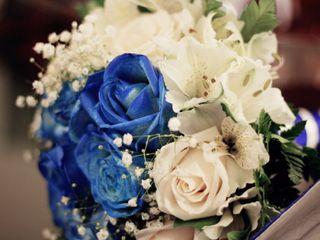 El matrimonio de Juliana  y Leonardo 1