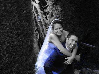 El matrimonio de Zuley y Maikol