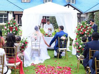 El matrimonio de Zuley y Maikol 3