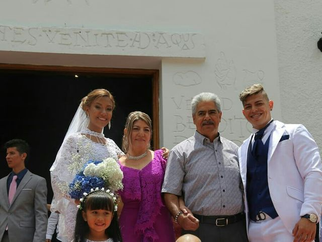 El matrimonio de Cristian  y Aledxa  en Bello, Antioquia 5