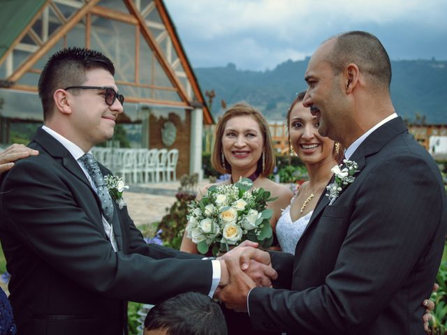 El matrimonio de Joshua  y Francy  en Subachoque, Cundinamarca 3