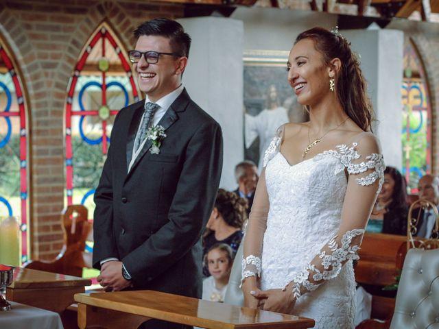 El matrimonio de Joshua  y Francy  en Subachoque, Cundinamarca 4