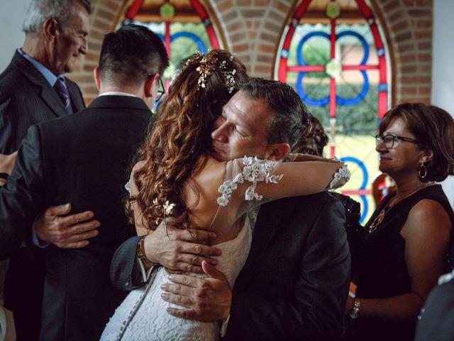 El matrimonio de Joshua  y Francy  en Subachoque, Cundinamarca 5