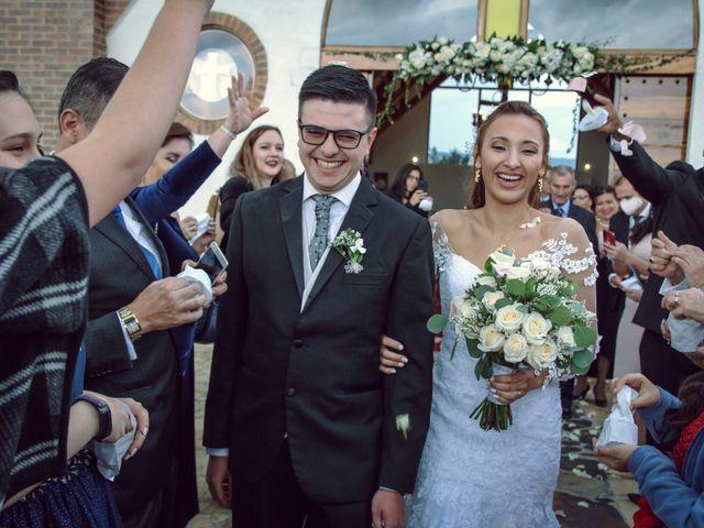 El matrimonio de Joshua  y Francy  en Subachoque, Cundinamarca 2