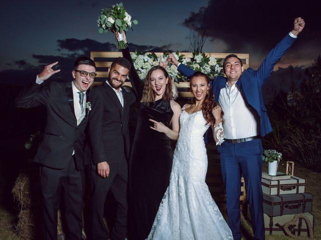 El matrimonio de Joshua  y Francy  en Subachoque, Cundinamarca 7