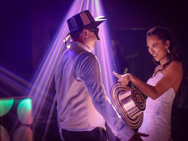El matrimonio de Joshua  y Francy  en Subachoque, Cundinamarca 15
