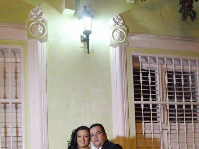 El matrimonio de Leonardo y Juliana  en Cartagena, Bolívar 16
