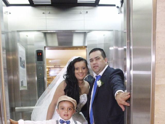 El matrimonio de Leonardo y Juliana  en Cartagena, Bolívar 22