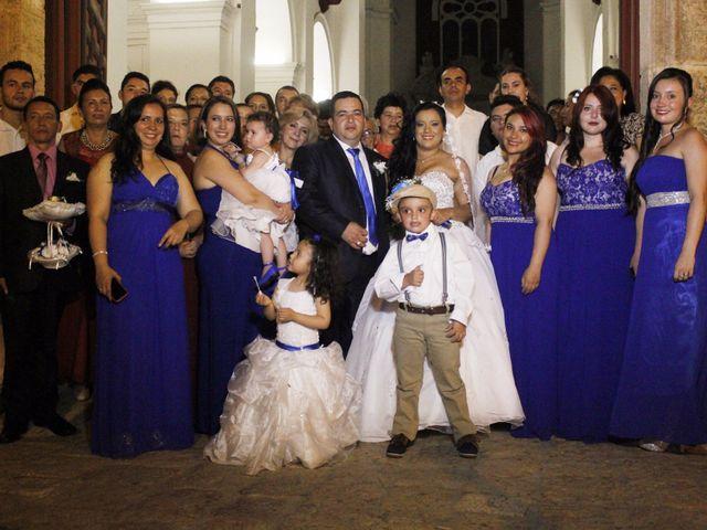 El matrimonio de Leonardo y Juliana  en Cartagena, Bolívar 15