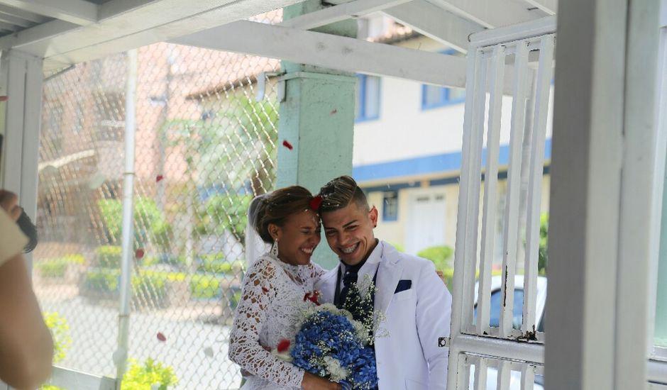 El matrimonio de Cristian  y Aledxa  en Bello, Antioquia