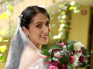 El matrimonio de Cristian y Paola 3