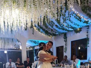 El matrimonio de Carola y Luis 1