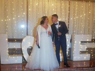 El matrimonio de Carola y Luis