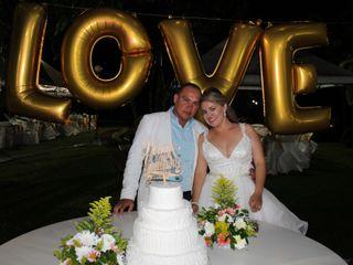 El matrimonio de Deiry  y Guillermo