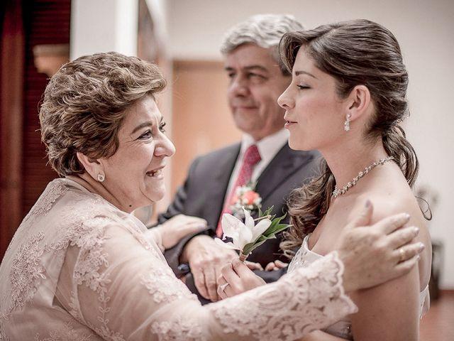 El matrimonio de Freddy y Carolina en Chía, Cundinamarca 14