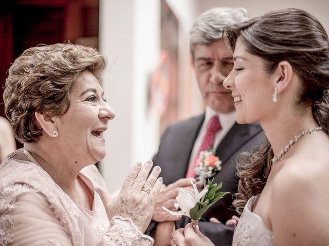 El matrimonio de Freddy y Carolina en Chía, Cundinamarca 15