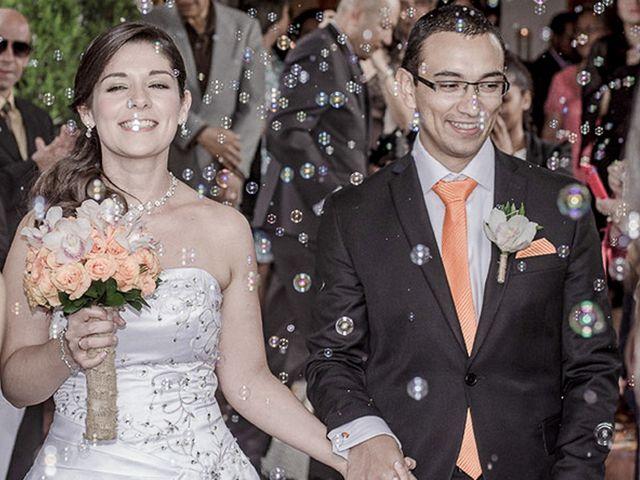 El matrimonio de Freddy y Carolina en Chía, Cundinamarca 18