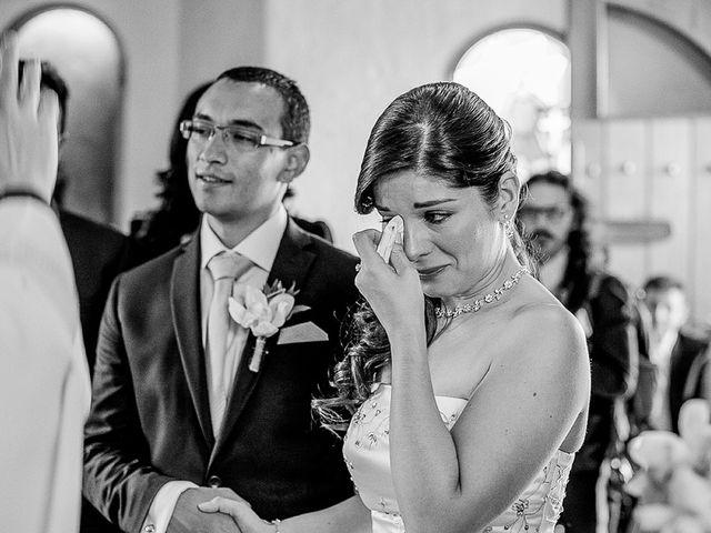 El matrimonio de Freddy y Carolina en Chía, Cundinamarca 22
