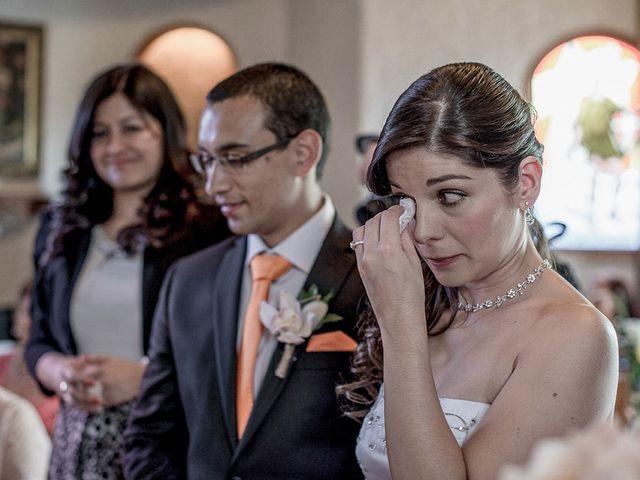 El matrimonio de Freddy y Carolina en Chía, Cundinamarca 23