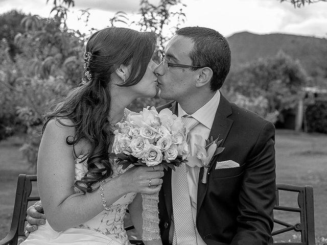El matrimonio de Freddy y Carolina en Chía, Cundinamarca 27