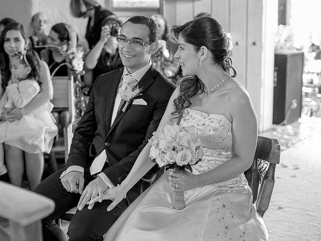 El matrimonio de Freddy y Carolina en Chía, Cundinamarca 28