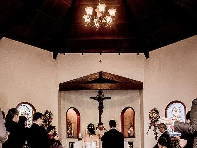 El matrimonio de Freddy y Carolina en Chía, Cundinamarca 29