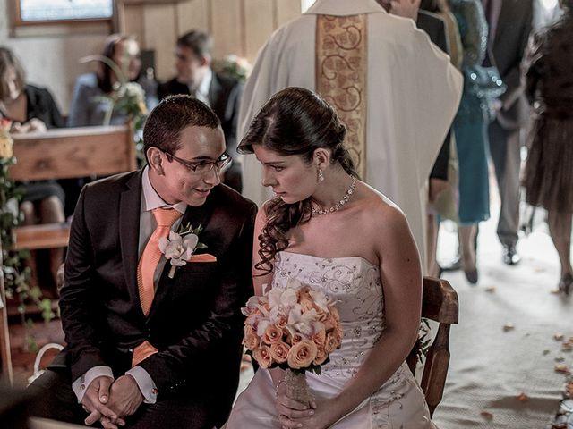 El matrimonio de Freddy y Carolina en Chía, Cundinamarca 31