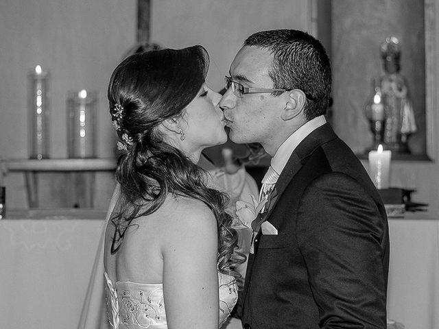 El matrimonio de Freddy y Carolina en Chía, Cundinamarca 35