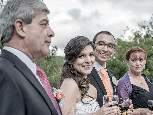 El matrimonio de Freddy y Carolina en Chía, Cundinamarca 38