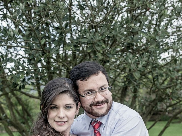 El matrimonio de Freddy y Carolina en Chía, Cundinamarca 39