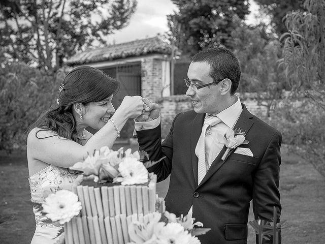 El matrimonio de Freddy y Carolina en Chía, Cundinamarca 41