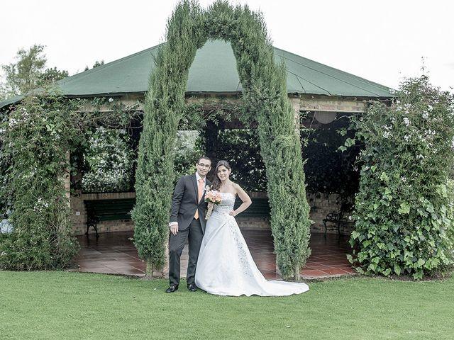 El matrimonio de Freddy y Carolina en Chía, Cundinamarca 2