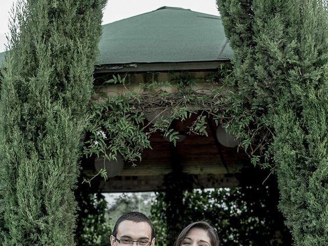 El matrimonio de Freddy y Carolina en Chía, Cundinamarca 42