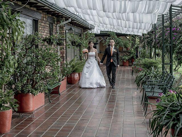 El matrimonio de Freddy y Carolina en Chía, Cundinamarca 43