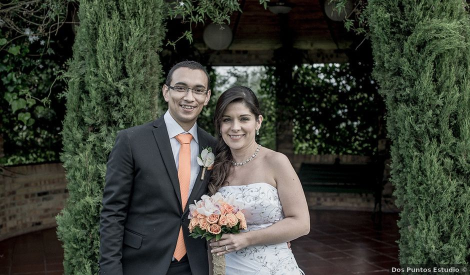 El matrimonio de Freddy y Carolina en Chía, Cundinamarca