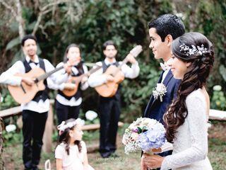 El matrimonio de Sebastián y Paula 1