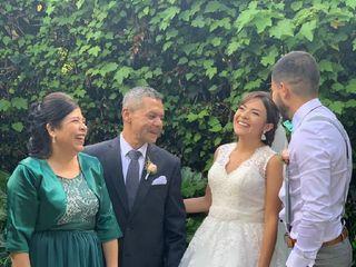 El matrimonio de Ana María  y Andrés Felipe 3