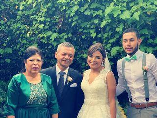 El matrimonio de Ana María  y Andrés Felipe 2