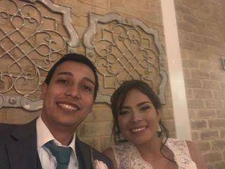 El matrimonio de Ana María  y Andrés Felipe 1