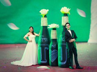 El matrimonio de Temilda y Jhon