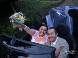 El matrimonio de Paola y Julián