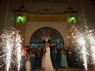 El matrimonio de Liliana  y Alfredo 1