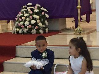 El matrimonio de Liliana  y Alfredo 2