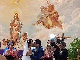 El matrimonio de Liliana  y Alfredo 3