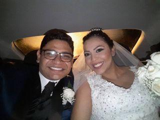 El matrimonio de Liliana  y Alfredo